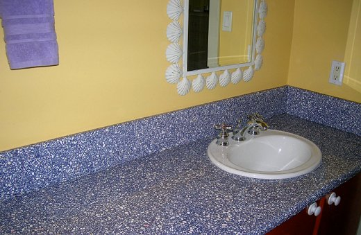 Conch Counter Top