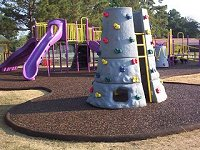For Landscaping & Play areas