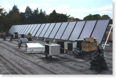 Active Solar Water Heating