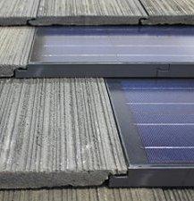 Sun Energy Roofing Tile Integration